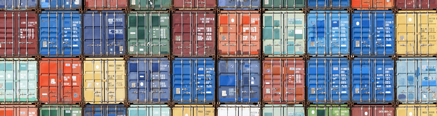 Global Logistical Connections Container Specifications