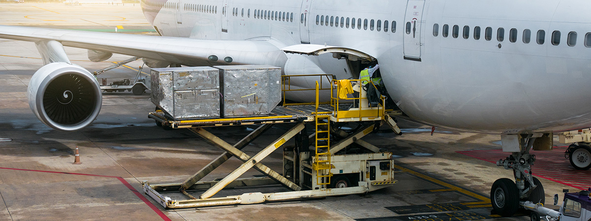 GLC's Air Freight Services